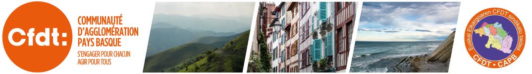 CFDT – Communauté d'agglomération Pays Basque